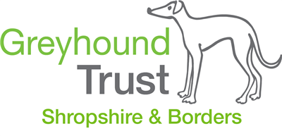 Greyhound Trust Shropshire & Borders Logo